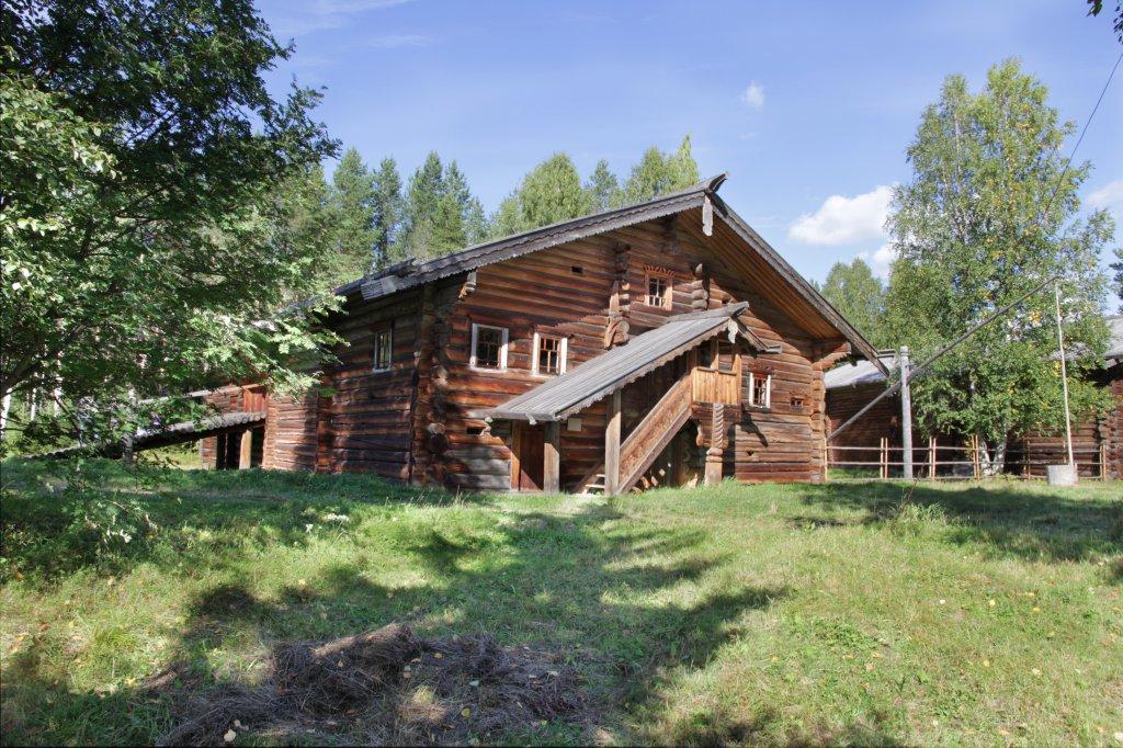 Музей деревянного зодчества Малые Корелы  Life on Photo