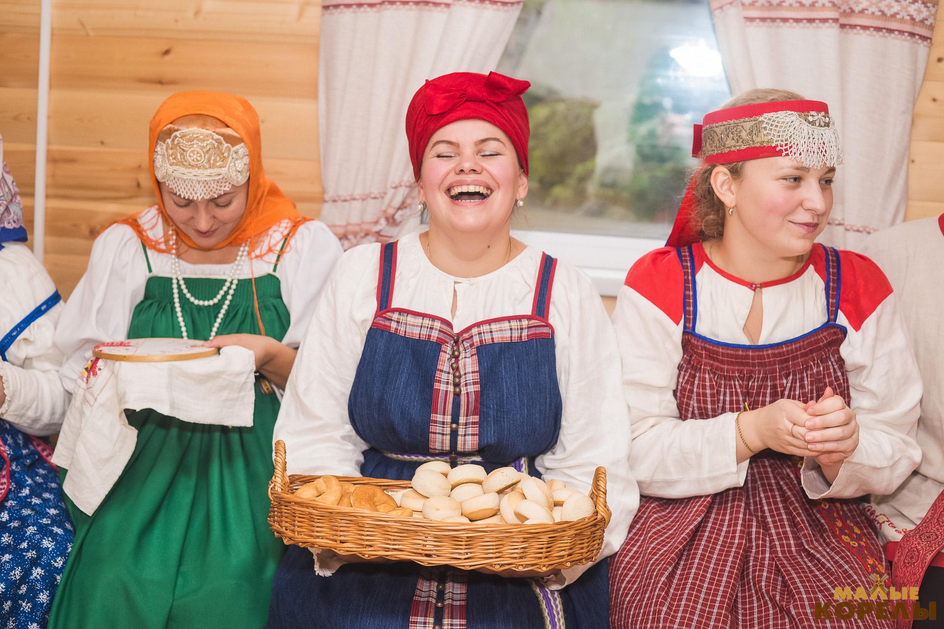 прекрасно картинка русские посиделки меня уже неделю