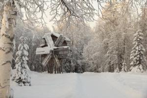 Музей деревянного зодчества Малые Корелы Архангельск
