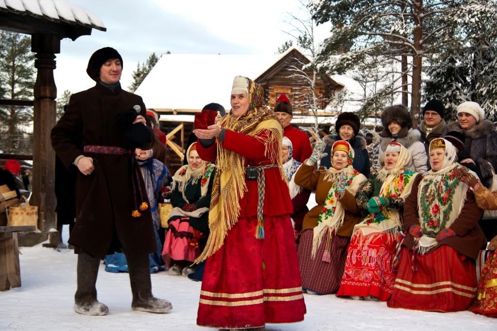 новый год в старину у россии фото цели